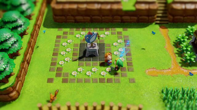 Link's Awakening puede incluir algún tipo de multijugador