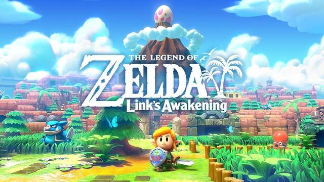 The Legend of Zelda: Link's Awakening estrena su web oficial para el mercado americano