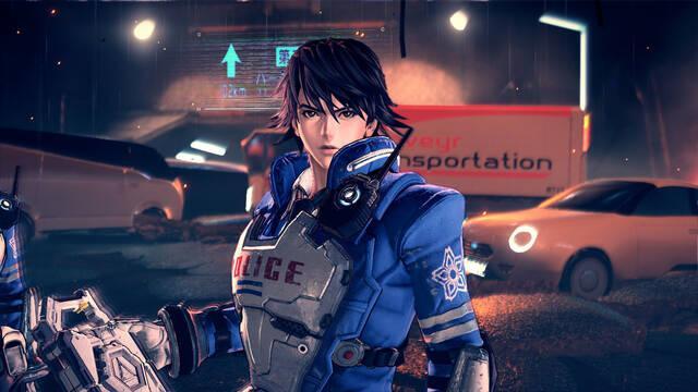 PlatinumGames ha concebido Astral Chain como el primer juego de una trilogía