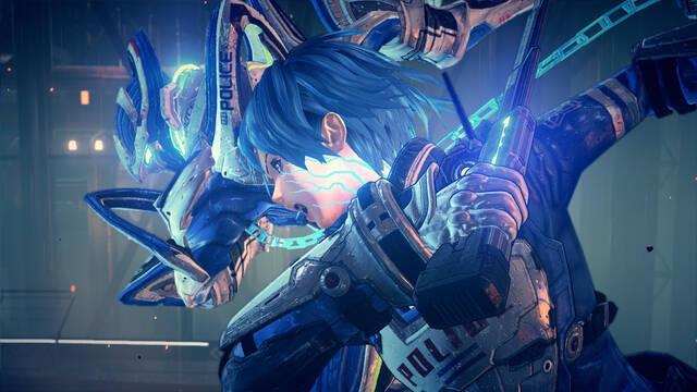 El bastón X en Astral Chain: Todos los modos y cómo dominarlos