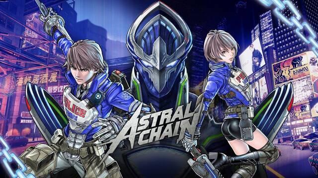 Astral Chain: Lo nuevo de Platinum Games se muestra en un vídeo de 5 minutos