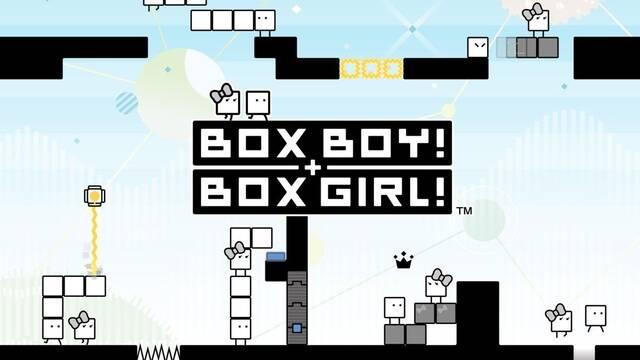 BOXBOY! + BOXGIRL! ha sido creado con el motor Unity