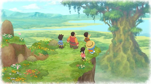 Bandai Namco estrena la campaña para televisión de Doraemon para Switch