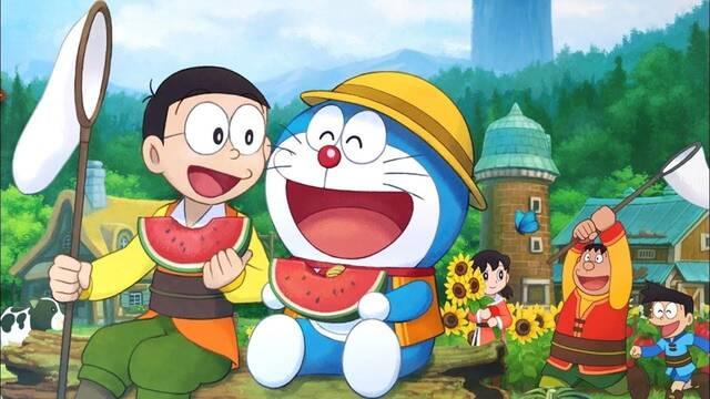 Doraemon Story of Seasons llega a PS4 este verano en Japón