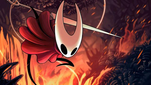Anunciada la secuela Hollow Knight: Silksong para PC y Switch