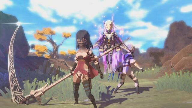 Ya disponible la demo de Oninaki en PS4, Nintendo Switch y PC