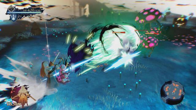 Oninaki muestra la jugabilidad de uno de sus Daemons