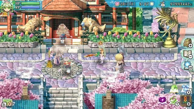 Anunciados Rune Factory 4 Special y Rune Factory 5 para Switch
