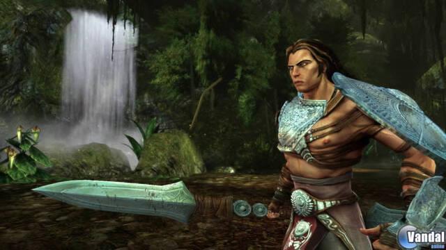 Nuevas imágenes de Rise of the Argonauts