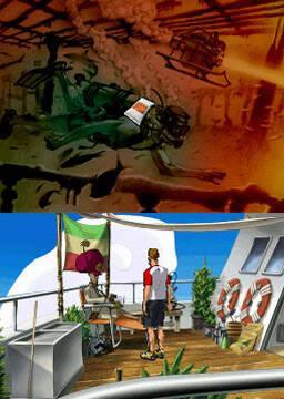 Nuevas imágenes de Runaway 2 para NDS