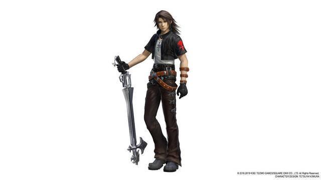 Squall Leonhart tendrá un aspecto alternativo en Dissidia Final Fantasy NT