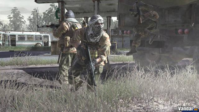 El primer Call of Duty: Modern Warfare cumple 10 años