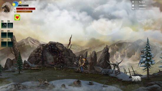 Niffelheim, un RPG en 2D, se prepara para llegar a consolas esta primavera