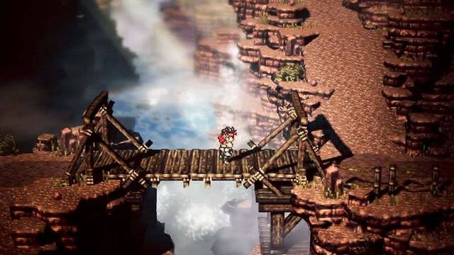 Anunciado Octopath Traveler: Champions of the Continent para móviles