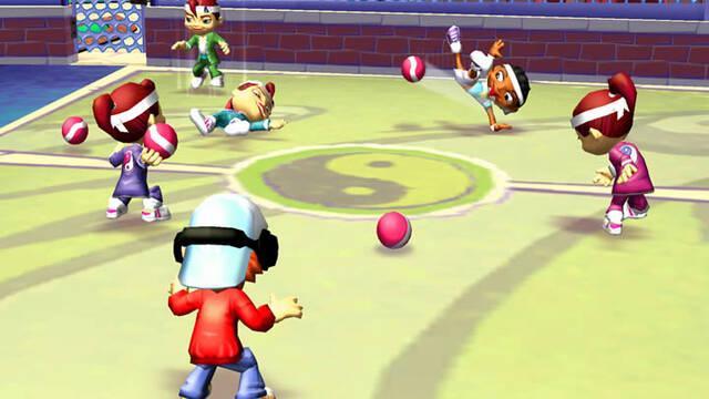 Nuevas imágenes de EA Playground para Wii