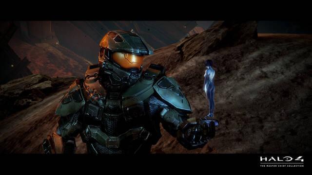 Halo 4 ya disponible en PC con The Master Chief Collection