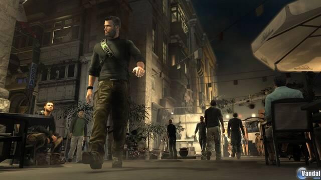 E3: Primeras imágenes y vídeos de Splinter Cell: Conviction
