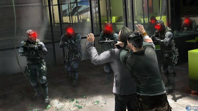 Nuevas imágenes de Splinter Cell: Conviction