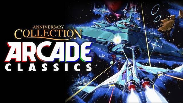 Konami Anniversary Collection: Arcade Classics ya a la venta en Switch, PS4, One y PC
