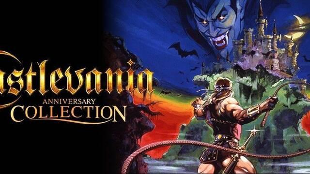 Las versiones japonesas se añadirán a Castlevania Anniversary Collection