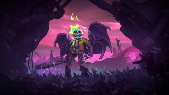 Double Fine Productions anuncia RAD, un roguelike 3D para consolas y PC