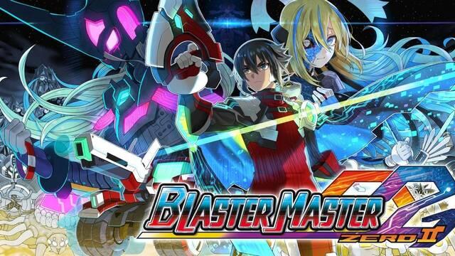 Así se juega con Blaster Master Zero 2 para Nintendo Switch