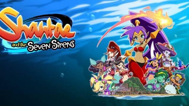 Shantae and the Seven Sirens será el título oficial de Shantae 5; Primeras imágenes