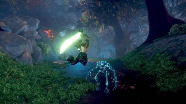 El juego de acción Warlander también llegará a Xbox One y PS4
