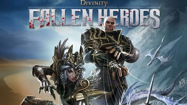 Larian Studios anuncia Divinity: Fallen Heroes, la nueva entrega de la saga de rol