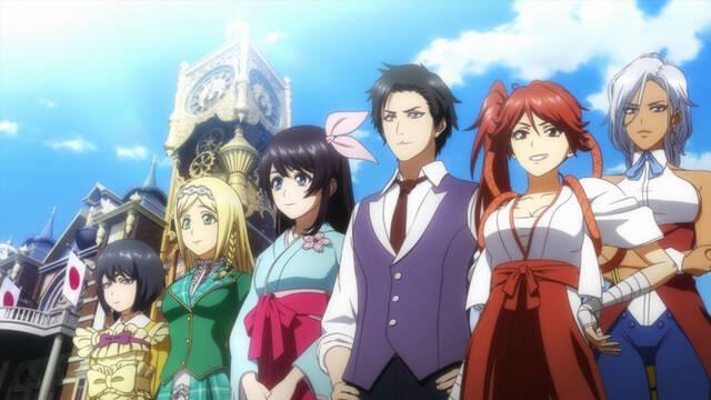 Sakura Wars confirma su lanzamiento en PS4