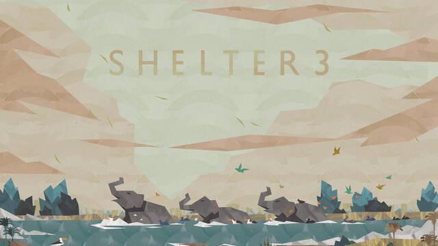 Anunciado Shelter 3, que nos trasladará a una ambientación africana