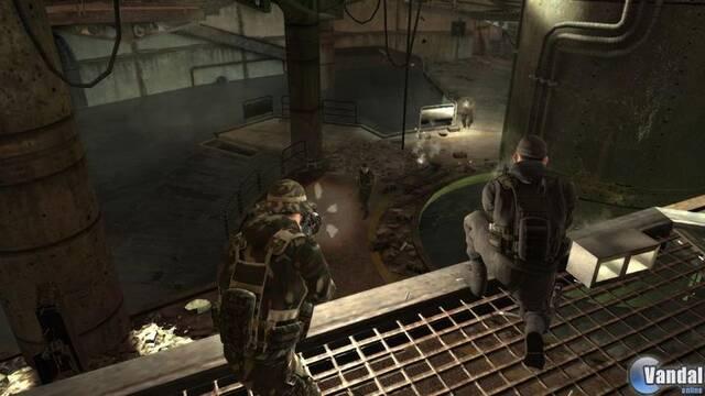 TGS: Nuevas imágenes y vídeo de SOCOM: Confrontation