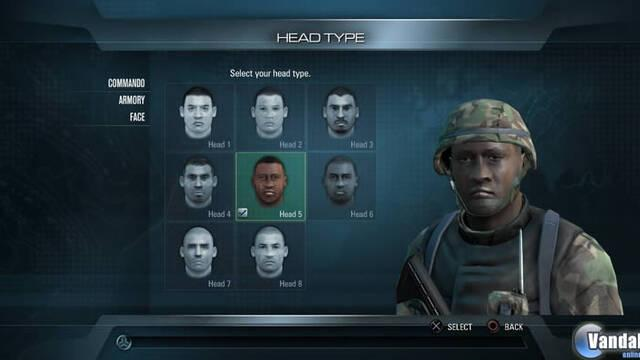 Nuevas imágenes de SOCOM: Confrontation