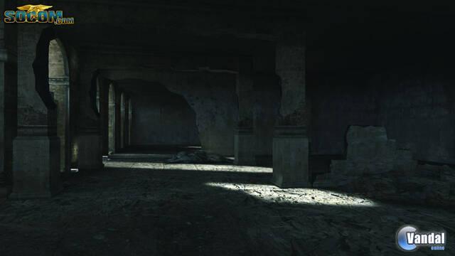 Nuevas imágenes de SOCOM para PS3
