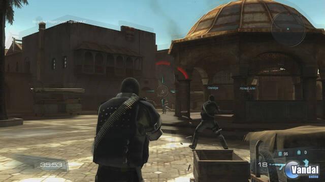 GC: Nuevas imágenes de SOCOM Confrontation