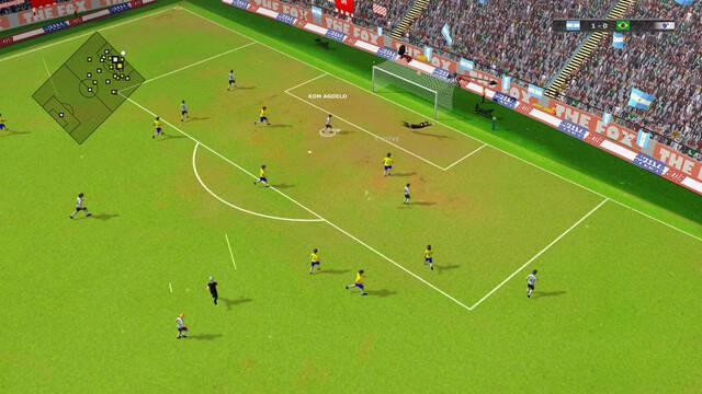 Active Soccer 2019 ya ha llegado a Nintendo Switch