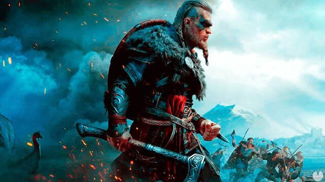 Assassin's Creed Valhalla versión PC rendimiento vídeo análisis