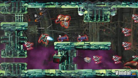 Primeras imágenes de R-Type Tactics