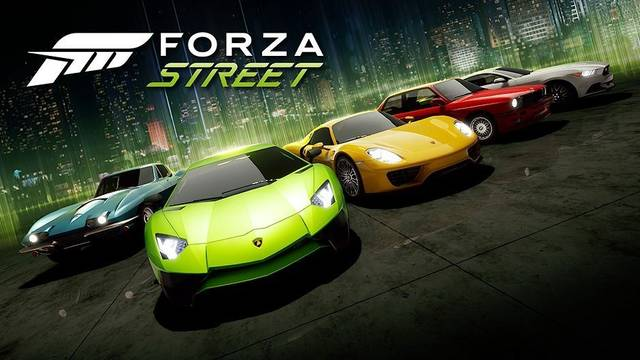 Forza Street incluye referencias a Switch en su código