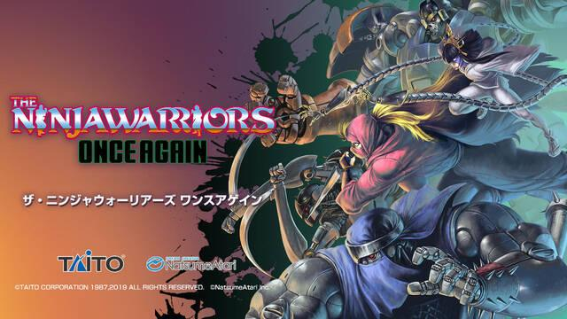 The Ninja Saviors: Return of the Warriors se retrasa hasta octubre en América