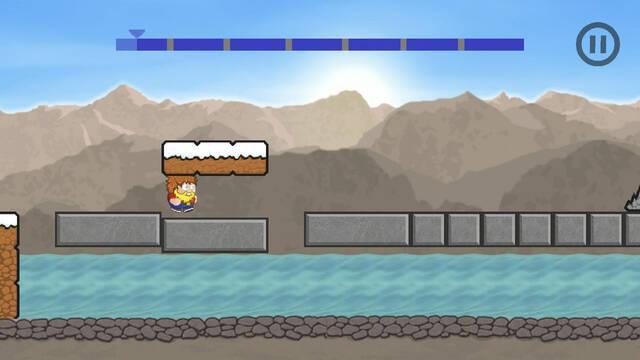 Así es el plataformas Joe Jump Impossible Quest