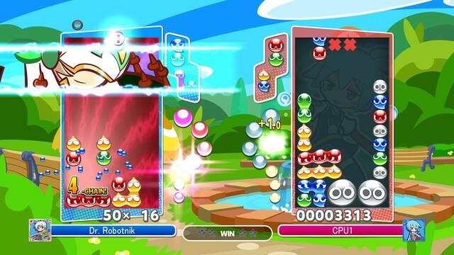 Puyo Puyo Champions llega a Switch, Xbox One, PS4 y PC el 7 de mayo