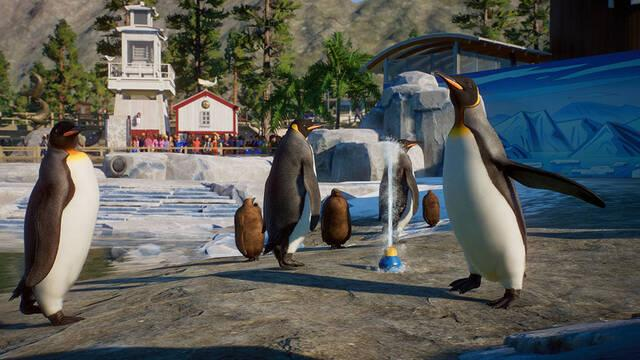 Planet Zoo: Aquatic Park