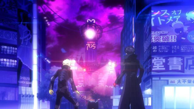 Persona 5 Strikers Lanzamiento Europa