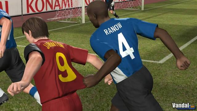 Nuevas imágenes de Pro Evolution Soccer 2008