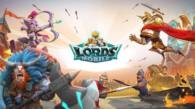 Evento especial Lords Mobile