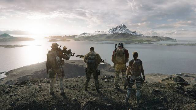 Ghost Recon Breakpoint IA