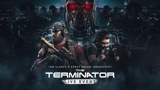 Ghost Recon Breakpoint Evento Terminator