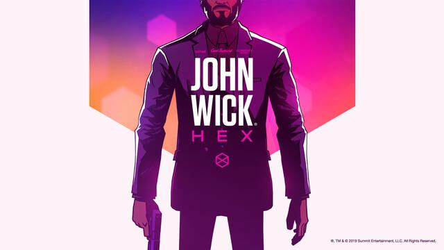 John Wick Hex llega a PC y Mac el próximo 8 de octubre