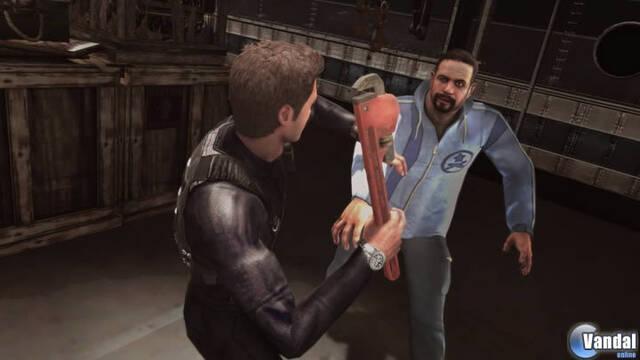 Nuevas imágenes de La Conspiración Bourne